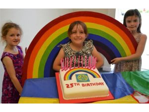 Rainbows' 25th Birthday